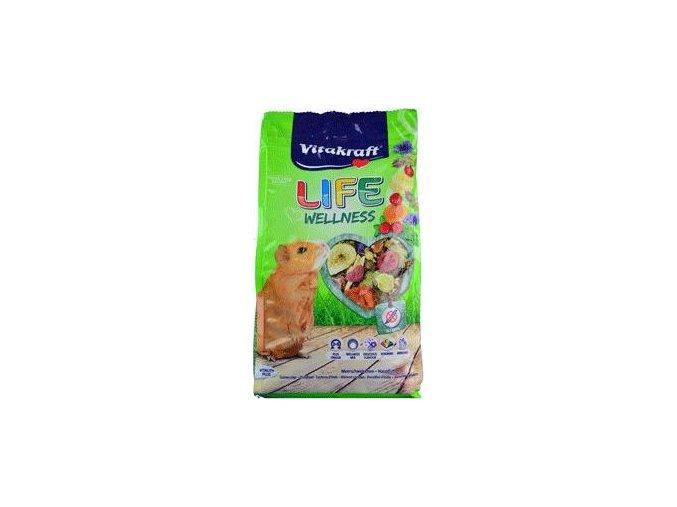 Vitakraft Rodent Guinea pig krm.Life Wellnes 600g
