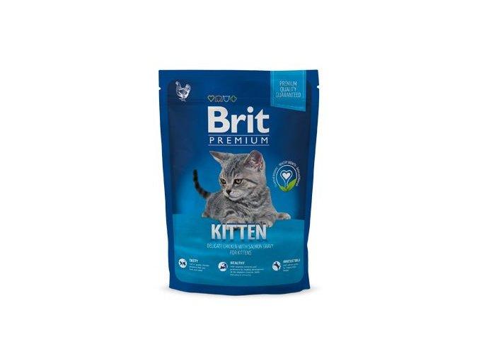 Brit Premium Cat Kitten 1,5kg NEW