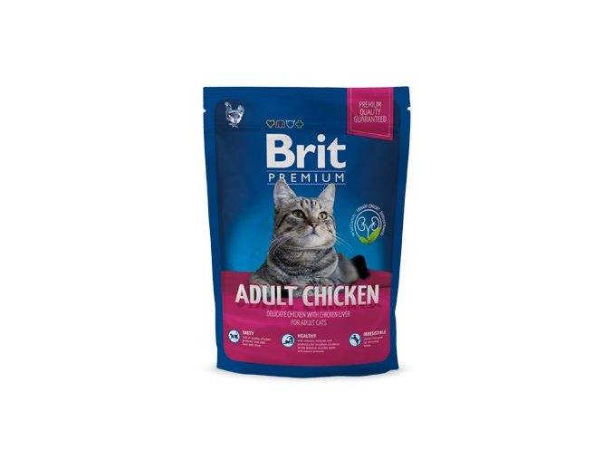 Brit Premium Cat Adult Chicken 1,5kg NEW