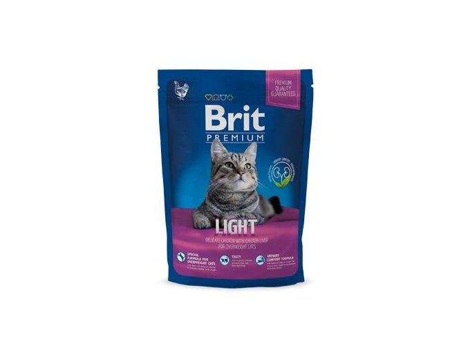 Brit Premium Cat Light 800g NEW