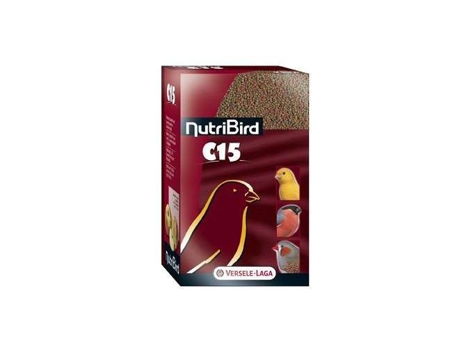 VL Nutribird C15 pro kanáry a exoty 1kg