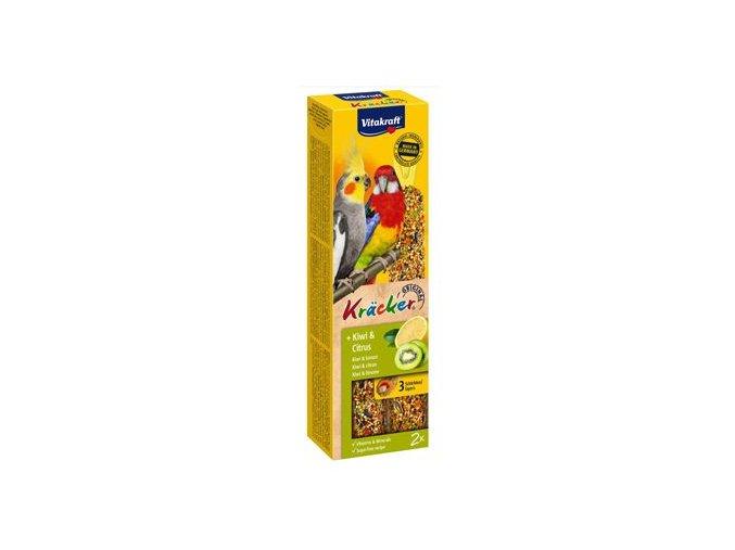 Vitakraft Bird Kräcker parrot australina  kiwi tyč 2ks