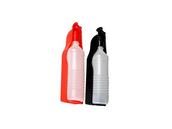 Lahev cestovní plast 750ml mix KAR