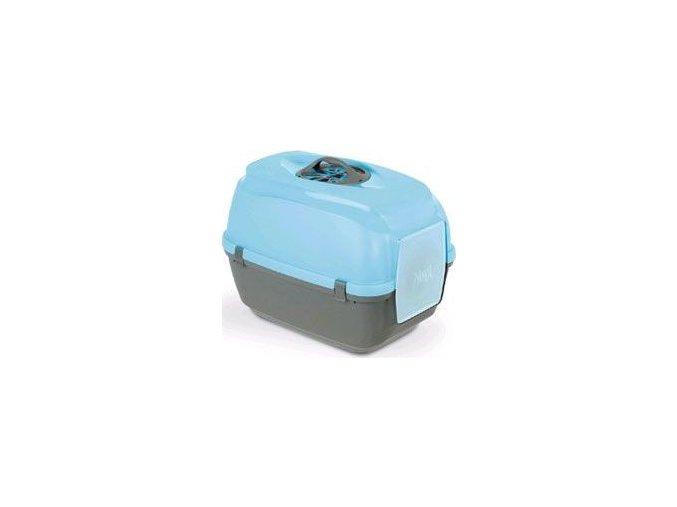 WC kočka Nova kryté s filterm, 56x39x43cm