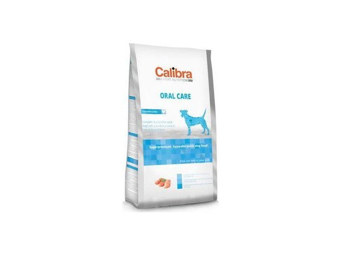 Calibra Dog EN Oral Care - 80G - VZOREK