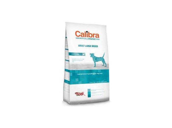Calibra Dog HA Adult Large Breed Lamb 80G - VZOREK
