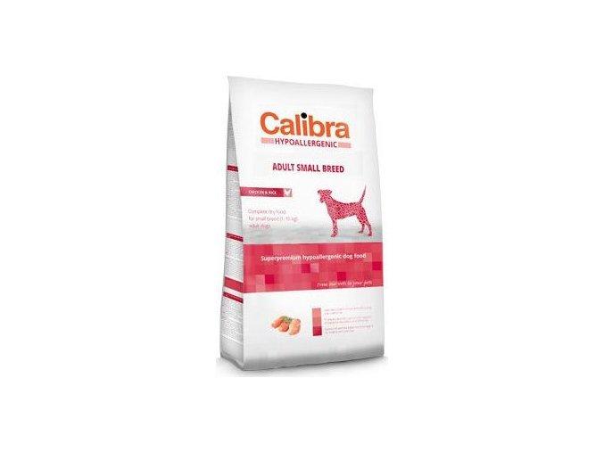Calibra Dog HA Adult Small Breed Chicken 80G - VZOREK