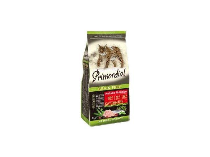Primordial GF Cat Urinary Turkey Herring 2kg