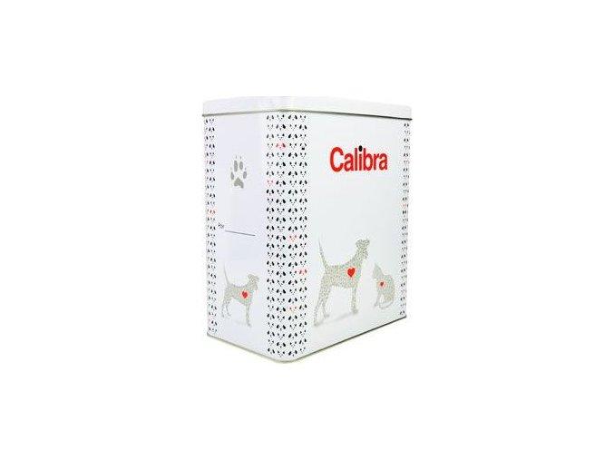 Calibra- box plechový malý 2kg