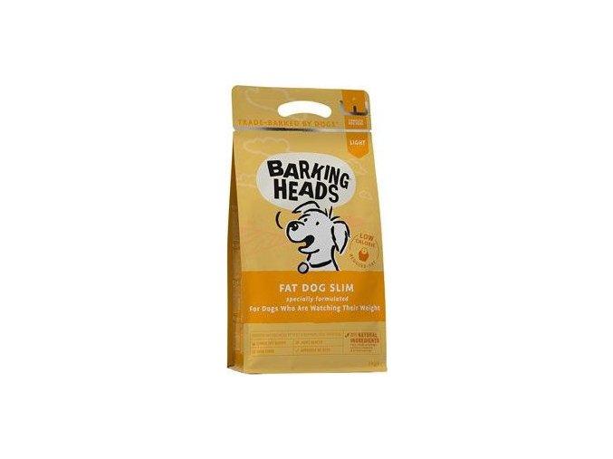 BARKING HEADS Fat Dog Slim NEW 2kg I BRNO - výprodej