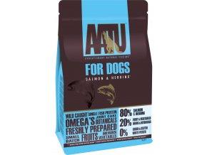 AATU Dog 80/20 Salmon & Herring 10kg - ROZVOZ BRNO
