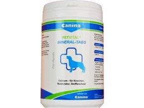 Canina Petvital Mineral Tabs 1000g (500tbl.)