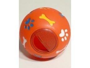 hracka pes mic s otvorem na krmivo snacky 11cm tr 0.jpg.big