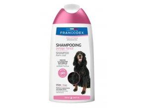 Francodex Šampon černá srst pes 250ml