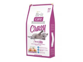 Brit Care Cat Crazy I´m Kitten 7kg
