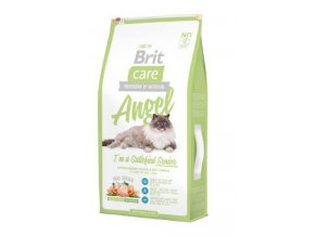 Brit Care Cat Angel I´m Delighted Senior 7kg