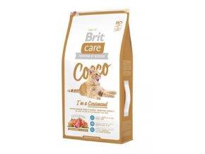 Brit Care Cat Cocco I´m Gourmed 7kg