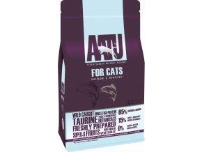 AATU Cat 85/15 Salmon & Herring 3kg