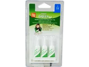 Sergeanťs Green spot on pro psy do 12kg 3x1,5ml