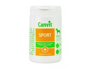 Canvit Sport pro psy ochucený 230g