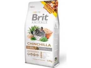Brit Animals Chinchila Complete 1,5kg