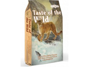 Taste of the Wild kočka Canyon River Feline 7kg