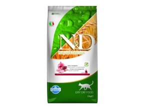 N&D GF CAT KITTEN Chicken & Pomegranate 10kg