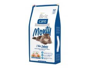 Brit Care Cat Monty I´m Living Indoor 7kg