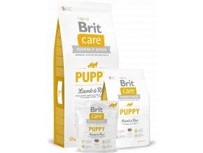 Brit Care Dog Puppy Lamb & Rice 12kg