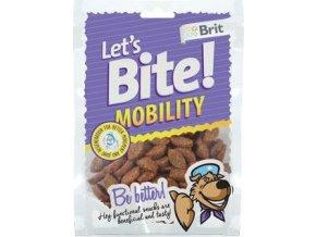 Brit pochoutka Let's Bite Mobility 150g NEW