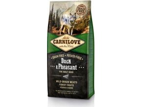 Carnilove Dog Duck & Pheasant for Adult 12kg