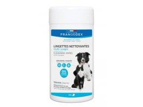 Francodex Ubrousky víceúčelové pes, kočka 100ks