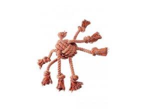 Hračka pes Chobotnice 15x15cm bavlna KAR