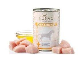 Nuevo pes Sensitive Kuřecí Monoprotein konz. 400g