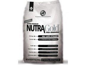 Nutra Gold Breeder Bag 20kg - poškozené balení