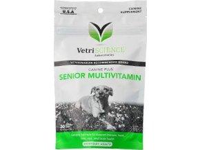 VetriScience Canine Plus potr.doplněk staří psi 105g