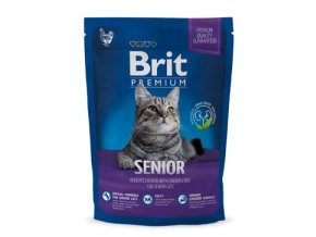Brit Premium Cat Senior 1,5kg NEW