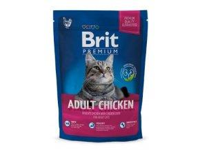 Brit Premium Cat Adult Chicken 800g NEW