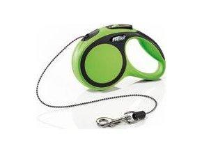 Vodítko flexi Comfort XS lanko 3m/8kg zelená