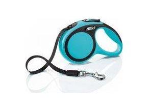 Vodítko flexi Comfort XS pásek 3m/12kg modrá