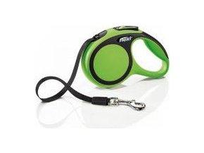 Vodítko flexi Comfort XS pásek 3m/12kg zelená