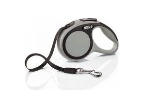 Vodítko flexi Comfort XS pásek 3m/12kg šedá