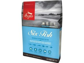 Orijen Cat Six Fish 5,4kg