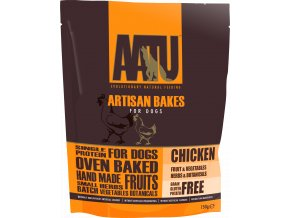 AATU Dog Artisan Bakes Chicken 150g