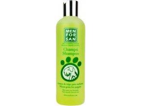 Menforsan Šampon pro štěňata s pšenič. klíčky 300ml