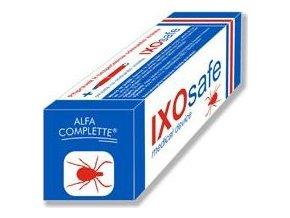 IXOsafe gel 10ml k odstranění klíštěte s pinzetou
