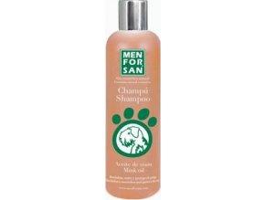 Menforsan Šampon ochranný s norkovým olejem 300ml