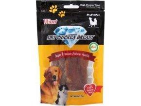 Want Dog poch. Chicken Breast  70 g