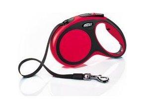 Vodítko flexi Comfort M pásek 5m/25kg červená