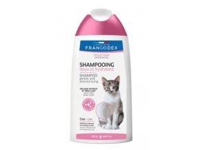 Francodex Šampon jemný hydr.na objem srsti kočka 250ml